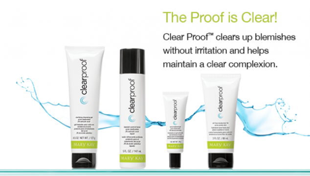 Mary Kay Clearproof Acne System Review