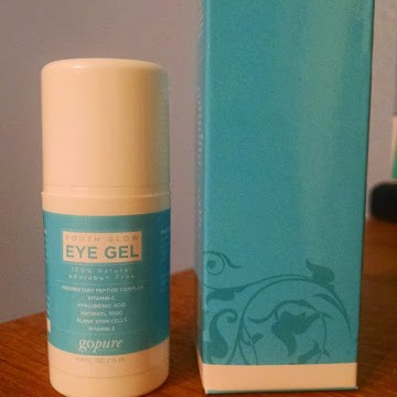 GoPure Eye Gel Review