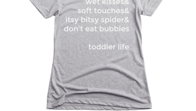 Toddler Life Shirt
